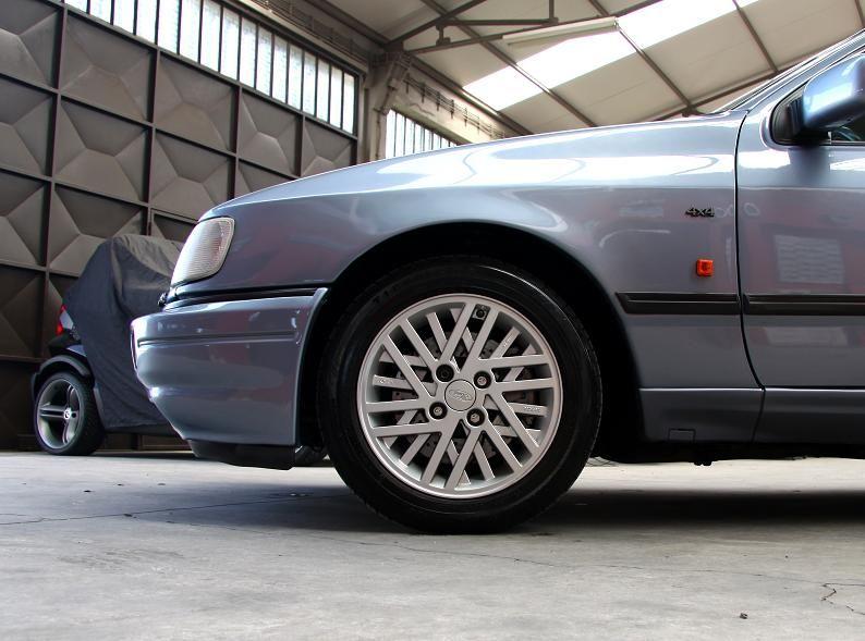 Pep´s Gang - Comércio de Automóveis: Ford Sierra Cosworth 4X4 - 27.000 €