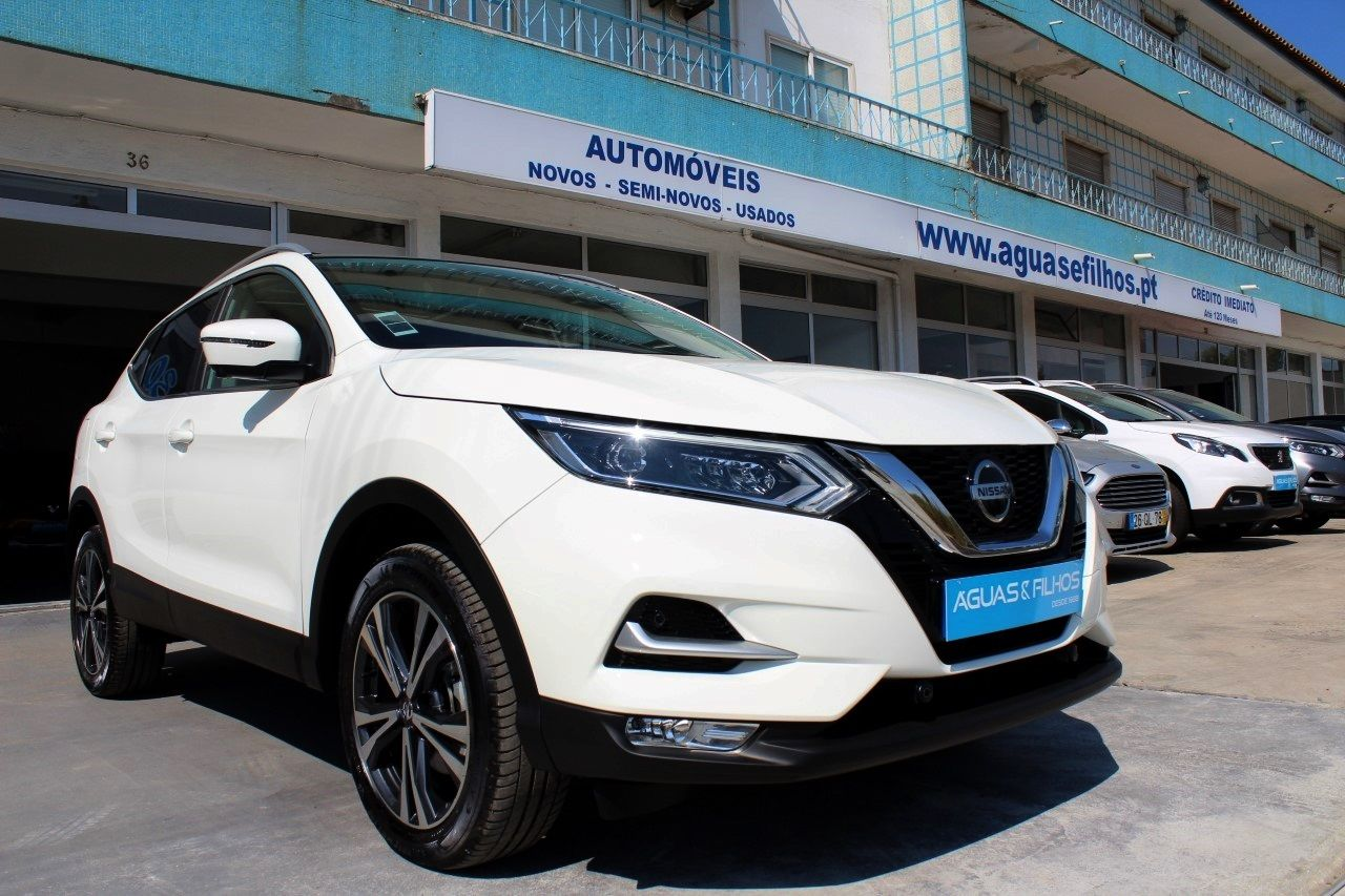 <b>Nissan  Qashqai  </b>1.5 DCI N-Connecta 18  BI-LED  115cv   (2019)