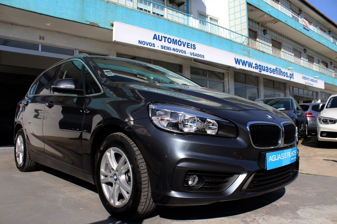 <b>BMW  216 Active Tourer  </b>Advantage GPS 116cv (2018)