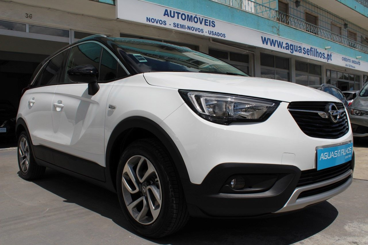 <b>Opel  Crossland X  </b> 1.2 Innovation Navi  (2019)