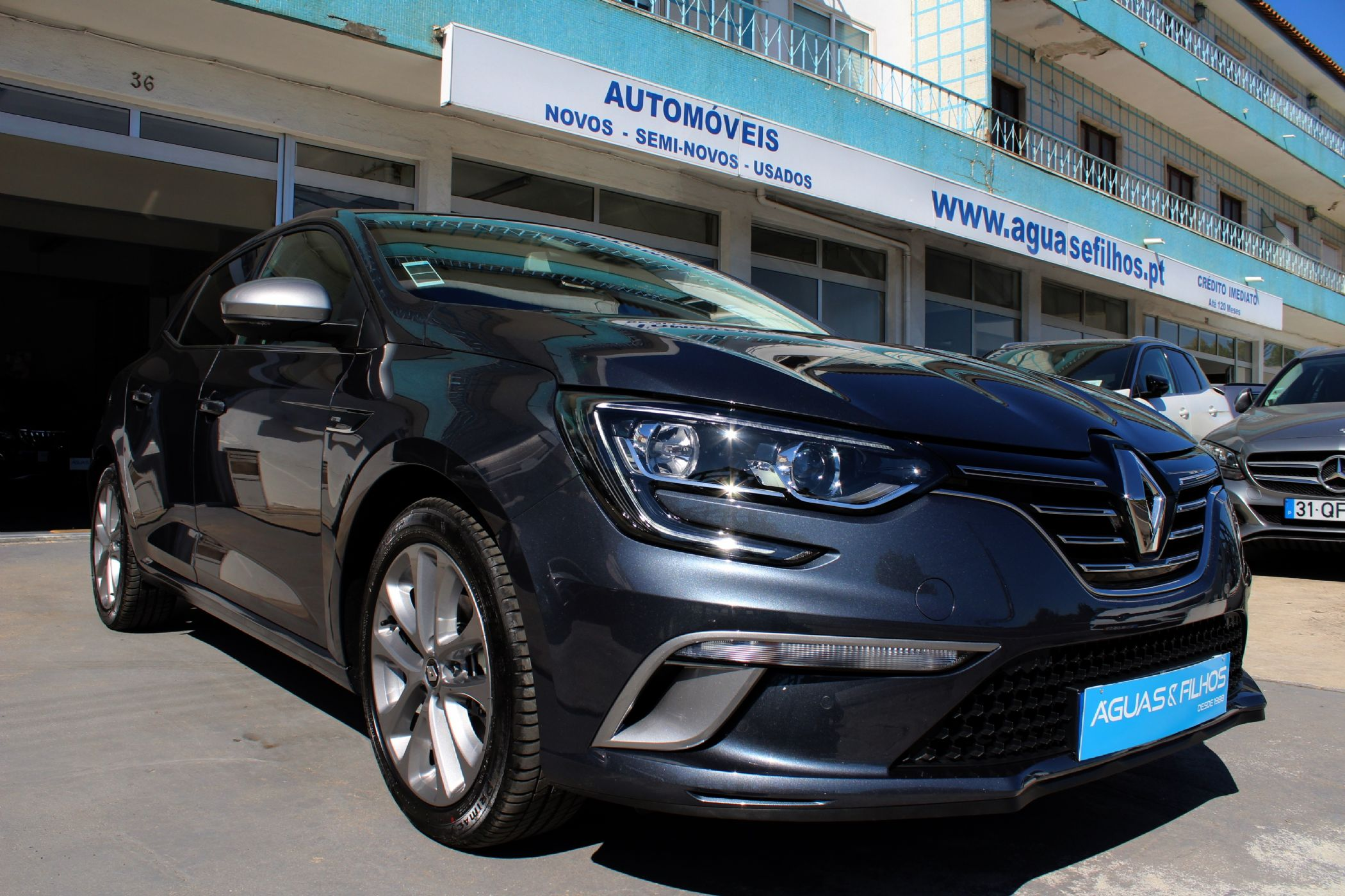 <b>Renault  Megane  </b>1.5 Dci  Gt Line 115cv (2019)