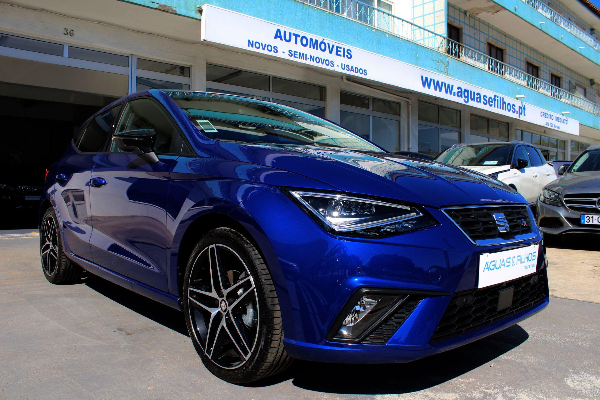 <b>Seat  Ibiza  </b>1.0 TSI FR 115CV -  FULL EXTRAS - GASOLINA (2019)