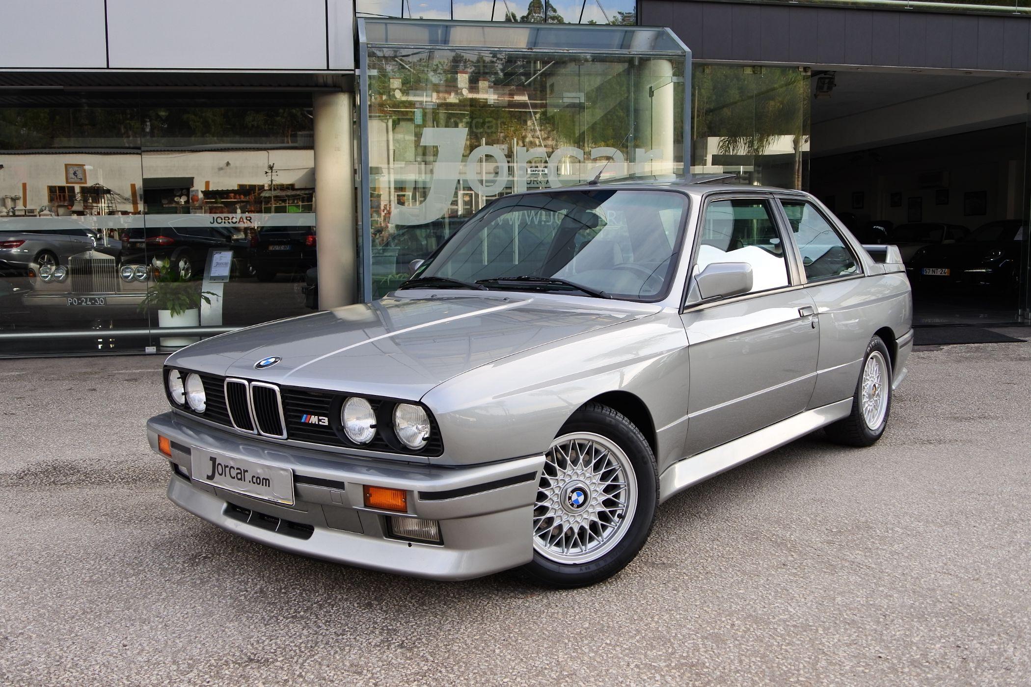 Jorcar: BMW M3 E30 - 58.500 €
