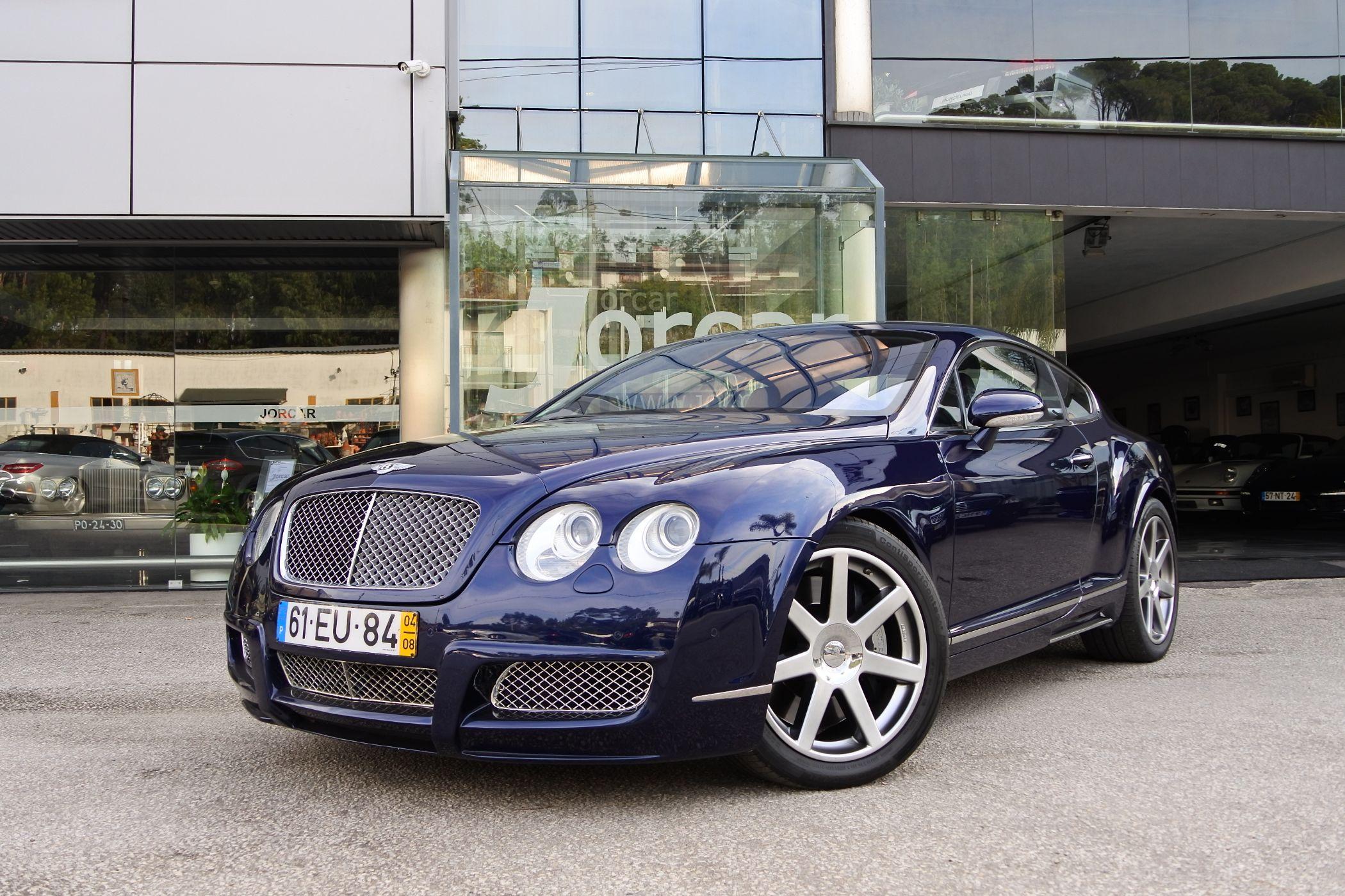 Jorcar Bentley Continental GT Mansory