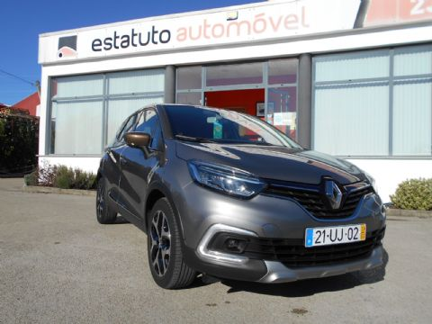Renault Captur 1.5 DCI EXCLUSIVE PACK 3