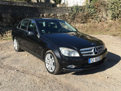 Mercedes Benz C 220 CDI Avantgarde