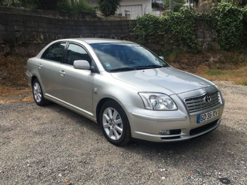 Toyota Avensis SD 2.0 D-4D SOL
