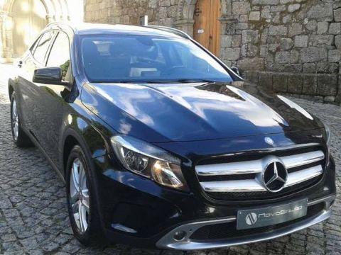 Mercedes Benz GLA 200 CDI