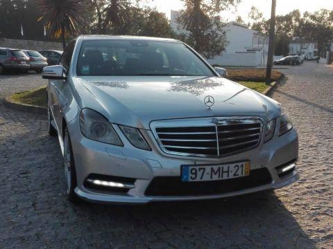 Mercedes Benz E 250 CDI AMG