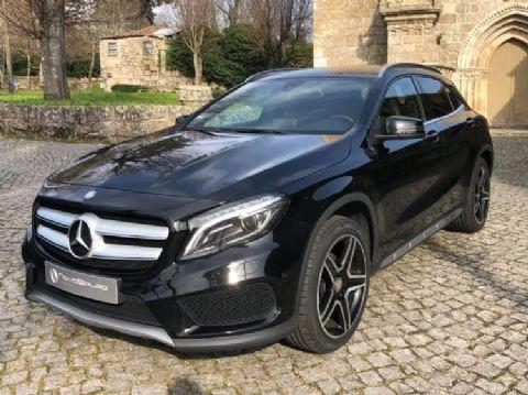 Mercedes Benz GLA 200 CDI AMG