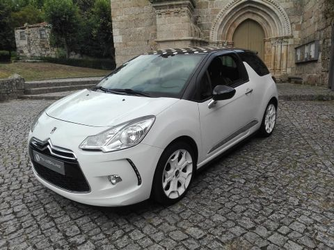 Citroën DS3 1.6 HDi Sport Chic