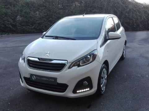 Peugeot 108 ACTIVE 1.0 VTI