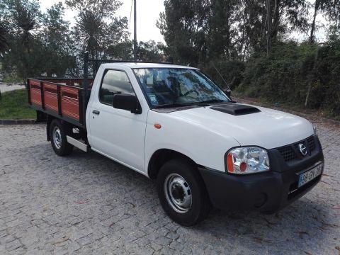 Nissan NP300 2.5 DDTI CAIXA ABERTA