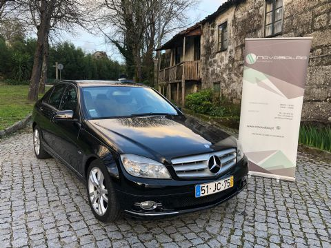 Mercedes Benz C 250 CDI Avantgarde BlueEfficiency