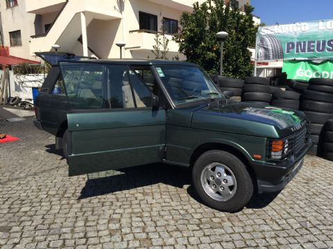 Land Rover Range Rover Classic TDI