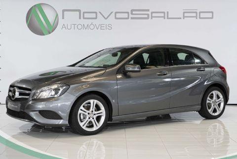 Mercedes Benz A 180 Business Executive