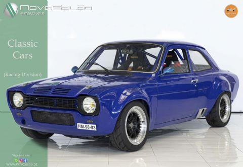 Ford Escort MKI  Cosworth DOHC 16-V Turbo