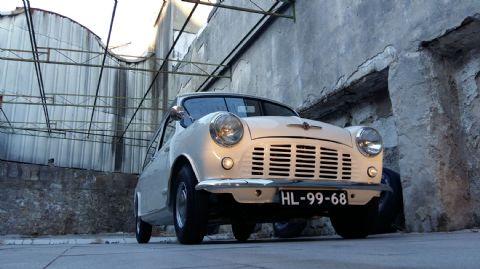 MINI Morris 850 Van 1/4 Ton