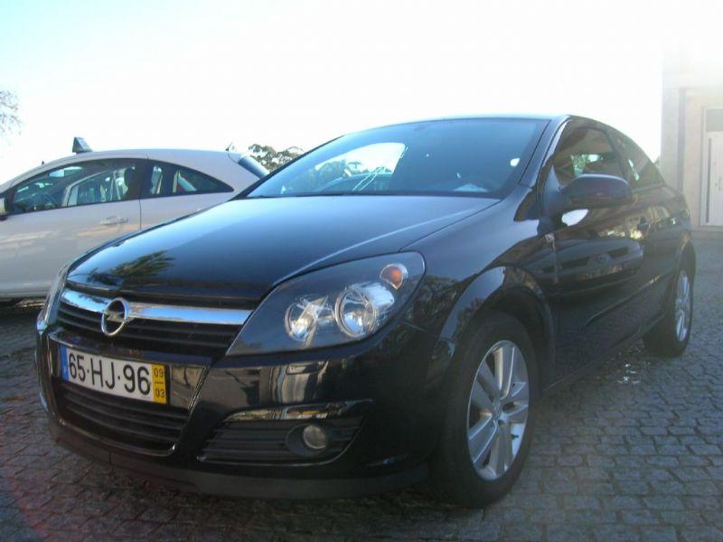 Opel Astra GTC 1.7 CDTI 2009