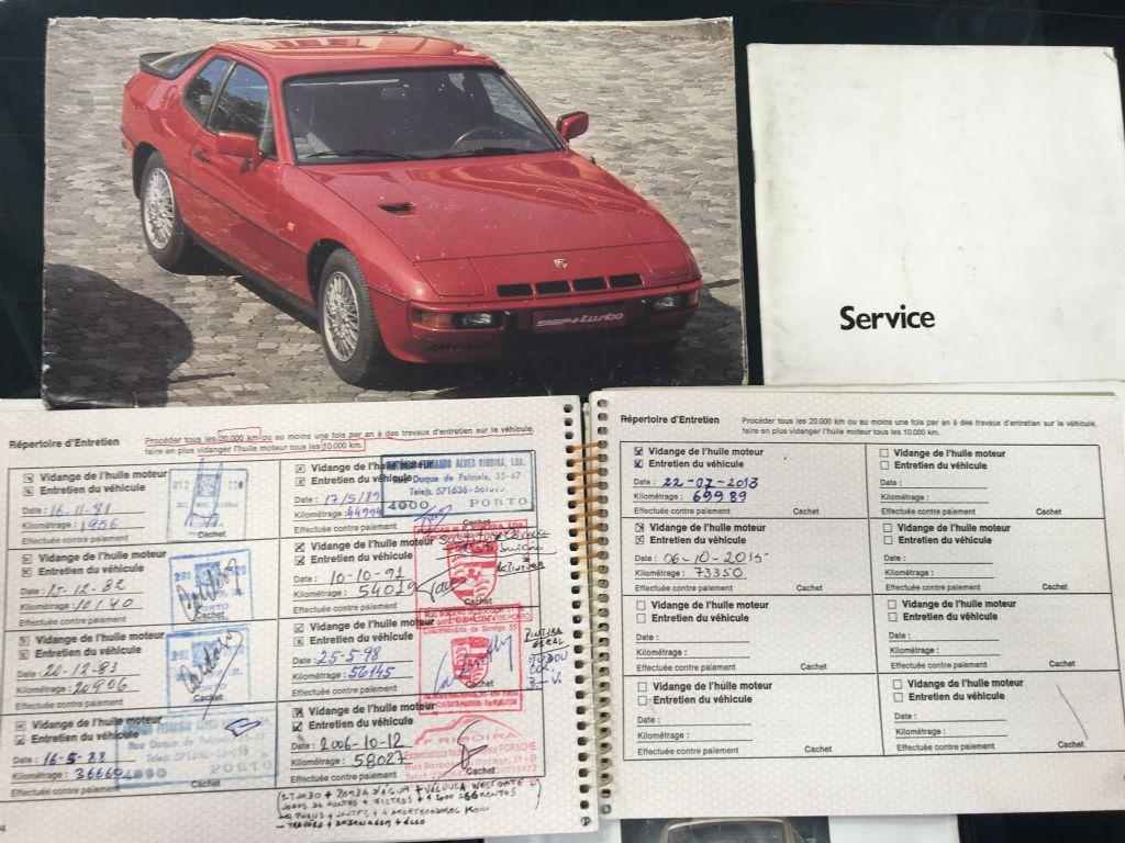 Pep´s Gang - Comércio de Automóveis: Porsche 924 turbo - 18.000 €