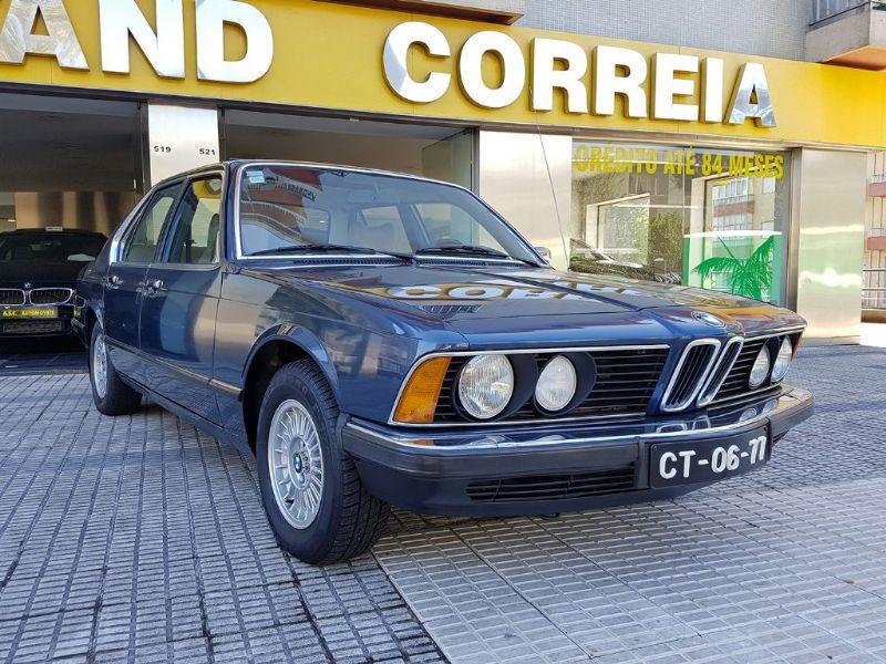 BMW Série 7 728 I - NACIONAL - 1ª SERIE 1981 - 8.850 €