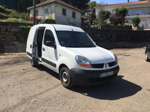 Renault Kangoo iva dedutivel
