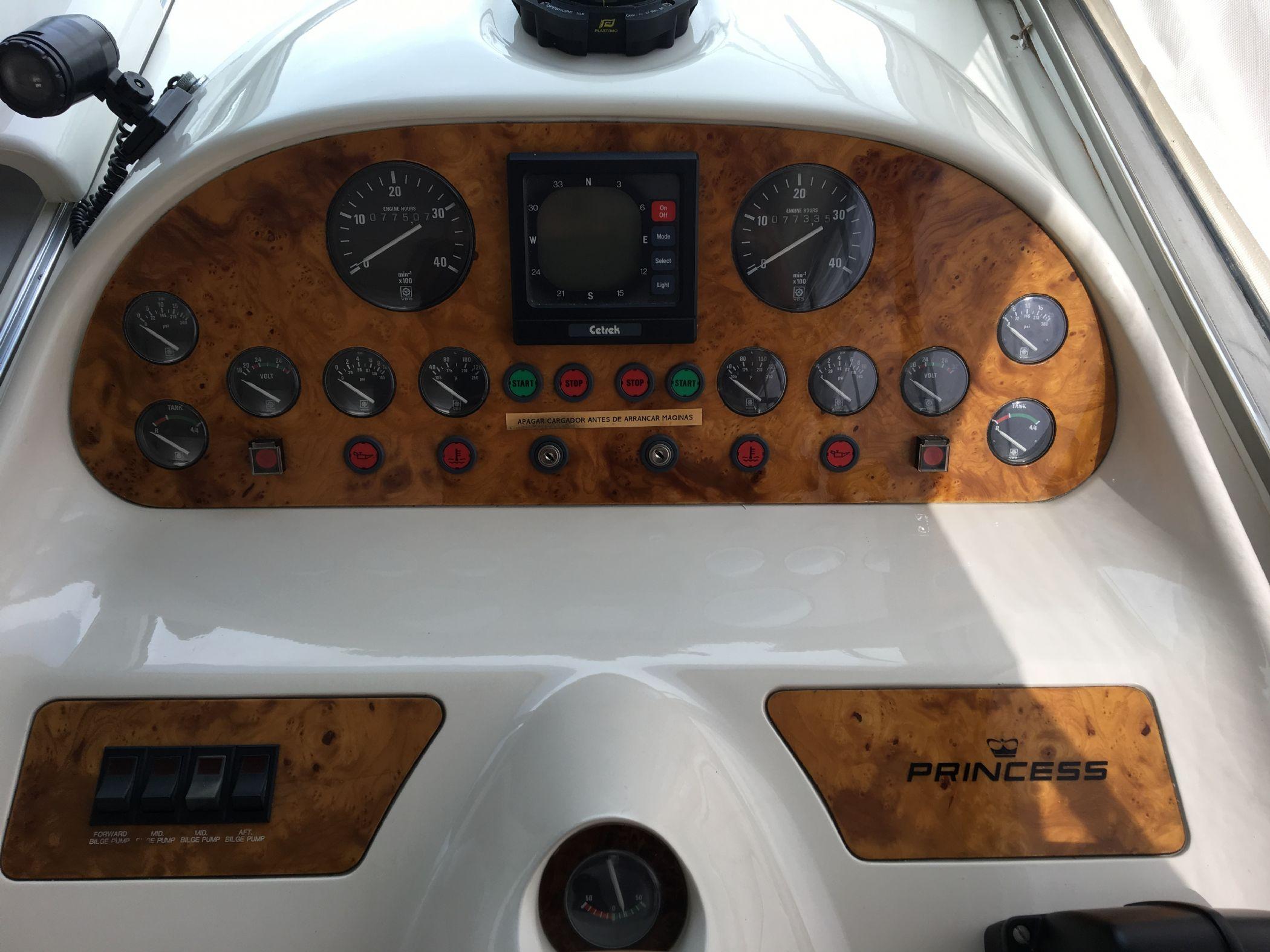 Pep´s Gang - Comércio de Automóveis Princess  560 fly