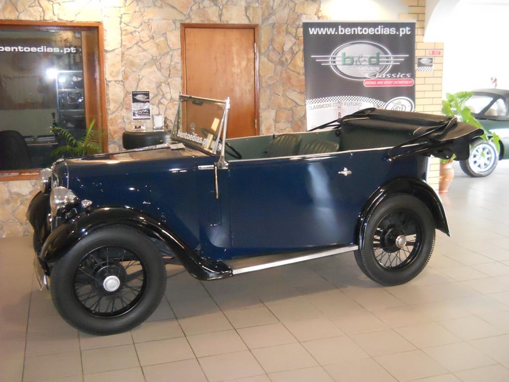 Austin Seven AAK TOURER 4 Lug 1935 - 1 €