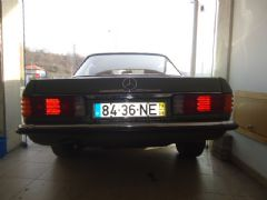 Mercedes Benz 300 SLC 1978 - 32.500 €