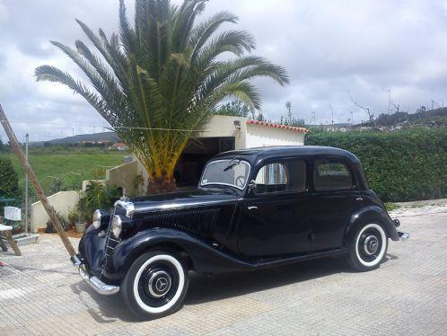 Mercedes Benz 170 V [Pré Guerra Histórico] 1938 - 1 €