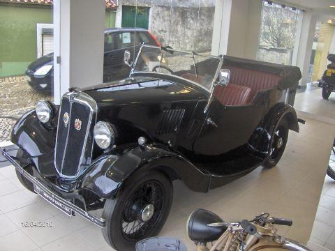 Morris Eight tourer 4 lug 1936