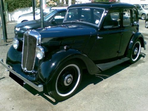 Morris Ten /four Sliding head MKII  1936 - 10.900 €