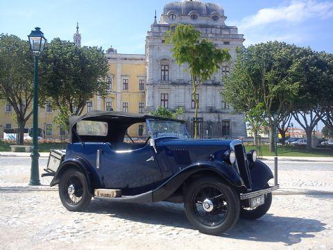 Morris Eight FOUR TOURER 4 LUG 1936 - 23.900 €