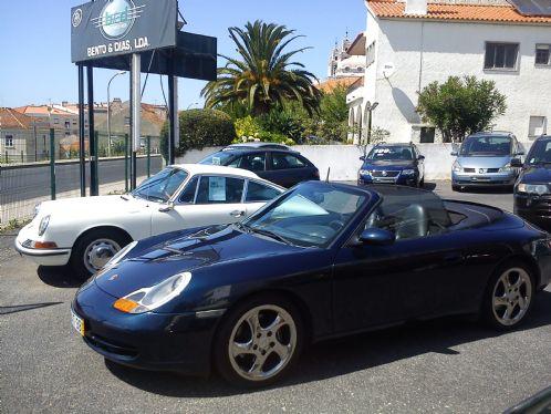 Porsche 911 996 cabrio C2  1998
