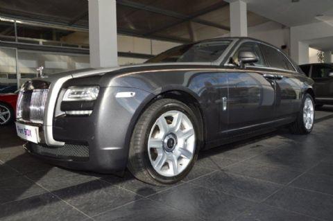 Rolls Royce Ghost  2014